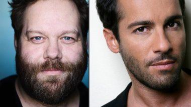 The Tourist: Olafur Darri Olafsson, Alex Dimitriades Board HBO Max's Limited Series