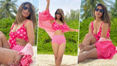 Hina Khan's a Firm Believer in 'The Pinker The Better' Notion and Her Recent Bikini Pictures are Proof of It