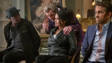 Hitman's Wife's Bodyguard: Salma Hayek Talks About Her Role in Ryan Reynolds, Samuel L Jackson's Action-Comedy