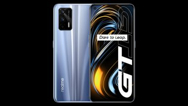Realme GT 5G With Snapdragon 888 SoC Launched in China