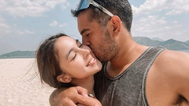 Julia Posts Love-Dipped Photo with Gerald on His Birthday Leaving Netizens Surprised as She Also Makes Their Relationship Official (View Pic)