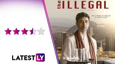 The Illegal Movie Review: Suraj Sharma's Nuanced Performance Makes This American Dream Gone Bust Tale Highly Impactful