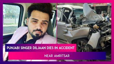 Punjabi Singer Diljaan Dies In Car Accident Near Amritsar, CM Amarinder Singh 'Shocked'
