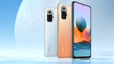 Redmi Note 10 Series Records Sales Worth Rs 500 Crore in India