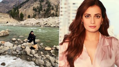 World Water Day 2021: Dia Mirza Talks About Water Scarcity, Shares a Shocking Fact About Year 2040 (View Post)