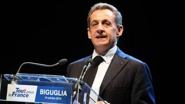 Nicolas Sarkozy, Former French President, Sentenced to 3 Years in Jail For Corruption
