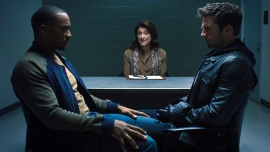 The Falcon And The Winter Soldier: Amy Aquino, Bucky's Therapist in Disney+ Show Likes How MCU Is Highlighting Mental Health Issue
