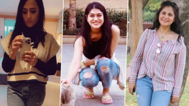 #RippedJeans Trend on Twitter: Desi Women Pose in Ripped Jeans, Happy and Proud, After Uttarakhand CM Tirath Singh Rawat Says They Set 'Bad Example'