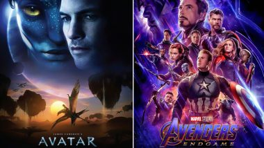 Avatar Overtake Avengers: Endgame to Become the Highest-Grossing Movie of All Time
