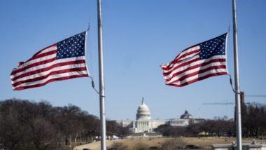 US President Joe Biden Orders Flags to Be Flown at Half-Staff in Honor of Atlanta Shooting Victims