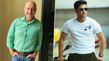 Karthikeya 2: Anupam Kher Roped In To Play Dhanvantri in Nikhil Siddhartha's Telugu Film (Watch Video)