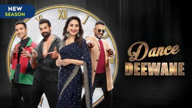 Dance Deewane 3: 18 Crew Members of Madhuri Dixit Nene-Judged Reality Show Test Positive for COVID-19