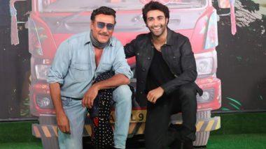 Hello Charlie Star Aadar Jain Says Jackie Shroff Is the Coolest Person He Has Ever Met