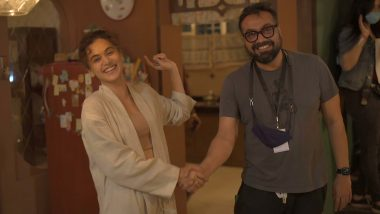 Dobaaraa: Taapsee Pannu Wraps Up Shooting for Anurag Kashyap's Film (View Post)