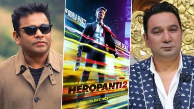Heropanti 2: AR Rahman, Ahmed Khan and Mehboob Reunite After 25 Years For Tiger Shroff's Action Movie