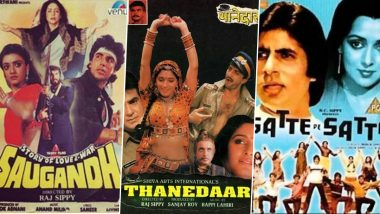 Raj Sippy Birthday Special: Satte Pe Satta, Thanedaar, Saugandh - Five Popular Movies Of The Filmmaker And Where To Watch Them