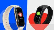 Oppo Band Style Fitness Tracker To Be Launched in India on March 8, 2021