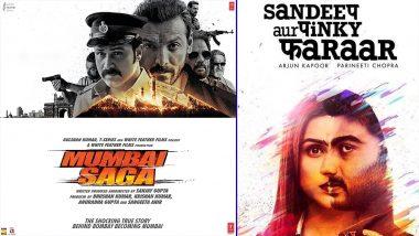 Box Office: Mumbai Saga Takes A Lead Over Sandeep Aur Pinky Faraar With 10-12% Occupancy