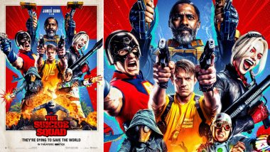 The Suicide Squad: Ahead of Trailer Release, Director James Gunn Shares New Exciting Poster of the DC Film