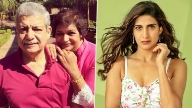 Aahana Kumra Seeks Union Health Minister Harsh Vardhan's Help for Her Parents' COVID-19 Vaccination Certificates