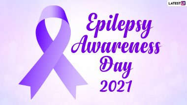 Epilepsy Awareness Day 2021 Date, History and Significance: What Is Purple Day? Everything You Want to Know About the Day Dedicated to Neurological Disorder
