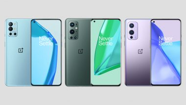 OnePlus Reportedly Using an iPhone To Promote OnePlus 9 Series, Twitterati Troll the Phone Maker