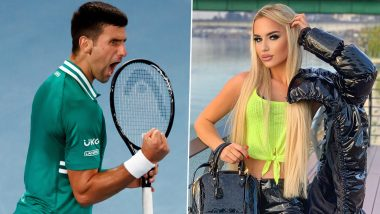 Novak Djokovic Scandal: Serbian Model Natalija Scekic Claims Being Offered 60,000 Euros To Seduce Tennis Star