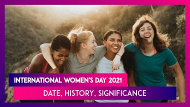 International Women's Day 2021: Date, History, Significance & Theme Of The Day Dedicated To Females