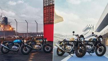 2021 Royal Enfield Interceptor 650, Continental GT 650 Launched in India; Check Prices, Features & Specifications
