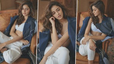 Ananya Panday is all Things Charming and Poised in her New Photoshoot (View Pics)