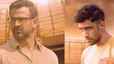 7 Kadam Teaser Out! Amit Sadh and Ronit Roy Star in Eros Now's Sports Drama Series (Watch Video)
