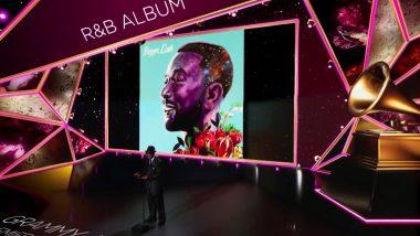 Grammys 2021: John Legend Takes Home Grammy Award For Best R&B Album 'Bigger Love'