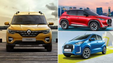 Renault, Nissan & Datsun Cars To Become Expensive From April 1, 2021