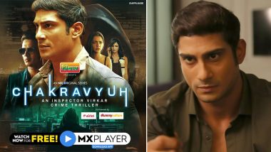 Chakravyuh: Prateik Babbar Says That He Is Inspired by Chris Hemsworth for the Action Role in MX Player's New Series