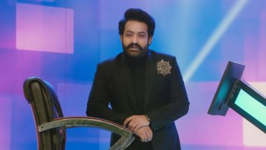 Evaru Meelo Koteeswarulu Teaser: Jr NTR Returns To Television With The Fifth Season of KBC Telugu (Watch Video)