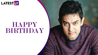 Aamir Khan Birthday: From Dil Chahta Hai, PK to Dangal, 8 Popular Dialogues of the Superstar As He Turns 56!