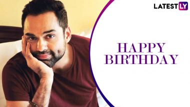 Abhay Deol Birthday Special: From Zindagi Na Milegi Dobara to Socha Na Tha, 5 Popular Roles of the Actor You Should Not Miss!