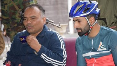 Adil Teli, 23, eyes Guiness Book of World Records entry