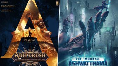 Saif Ali Khan's Adipurush to Vicky Kaushal's The Immortal Ashwatthama, How Indian Epics Ramayan and Mahabharat Inspire Mega Film Projects