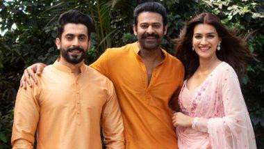 Adipurush: Kriti Sanon, Sunny Singh Join Prabhas and Saif Ali Khan-Starrer