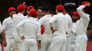 How To Watch Afghanistan vs Zimbabwe 2nd Test 2021 Live Streaming Online in India? Get Live Telecast of AFG vs ZIM Match & Cricket Score Updates on TV