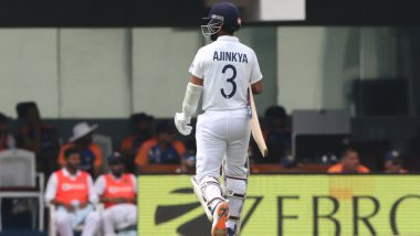 Ajinkya Rahane Trolled With Funny Memes and Jokes After Another Poor Outing During IND vs ENG 4th Test