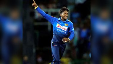 Akila Dananjaya Takes Hat-Trick During West Indies vs Sri Lanka 1st T20I Match
