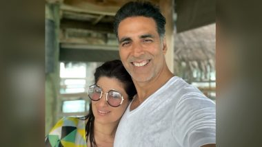 Akshay Kumar Enjoys Beach Time with Wifey Twinkle Khanna, Says 'We Are Grateful for This Getaway'