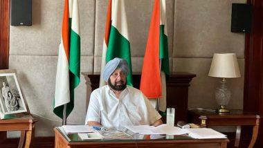Punjab CM Capt Amarinder Singh Announces Milkha Singh Chair in Patiala Sports Varsity