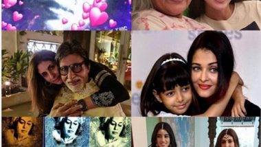 Amitabh Bachchan Posts A Collage Of Aishwarya Rai, Aaradhya, Jaya Bachchan And More On International Women's Day Saying 'Pratidin Naari Diwas' (View Pic)