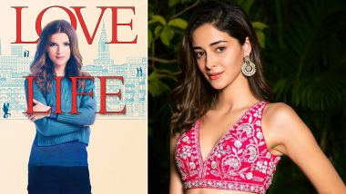 Ananya Panday Wants To Play Anna Kendrick's Role In The Desi Adaptation Of Love Life