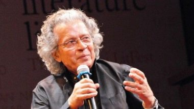 Anil Dharker, Noted Writer And  Founder of  Mumbai International Literature Festival, Dies