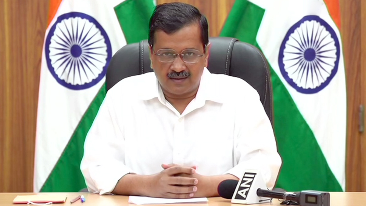 Delhi CM Arvind Kejriwal Rules Out Possibility of Lockdown, Says Fourth Wave of COVID-19 Less Severe | LatestLY