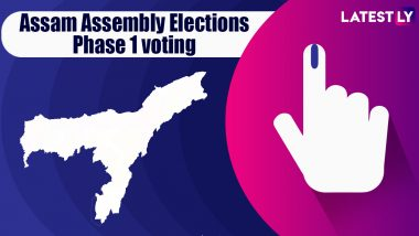 Assam Assembly Elections 2021 Phase 1: Voting For 47 Constituencies Underway; 264 Candidates in Fray